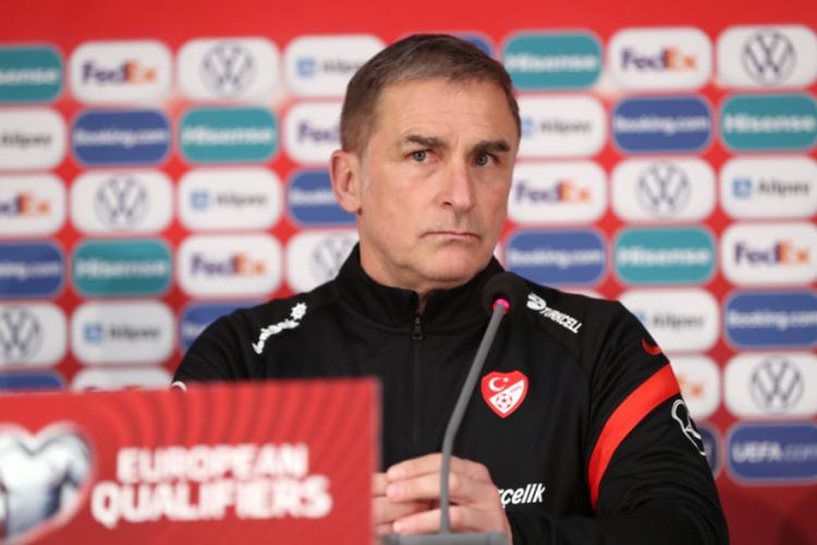 Stefan Kuntz Letonya maçı öncesi konuştu
