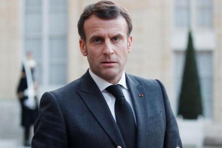 Emmanuel Macron'un sağlık kartını kullanan kişiye para cezası!