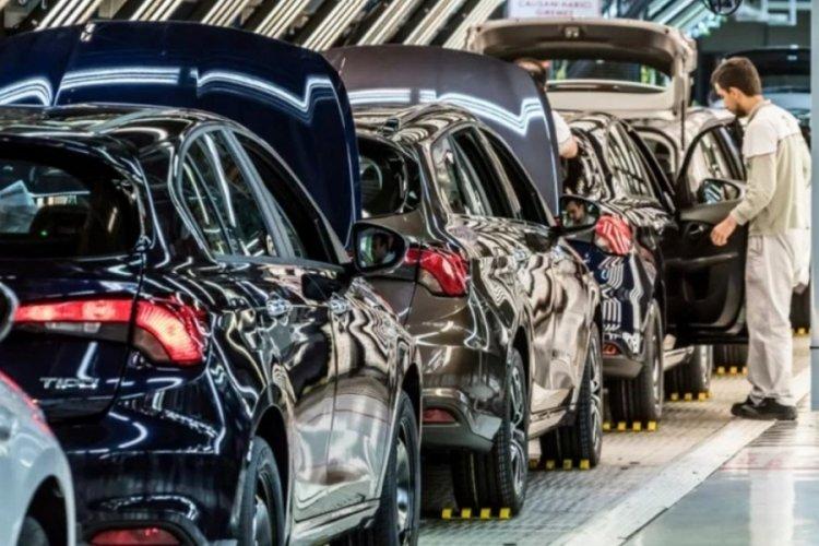 Otomotiv üretimi Eylül'de daraldı