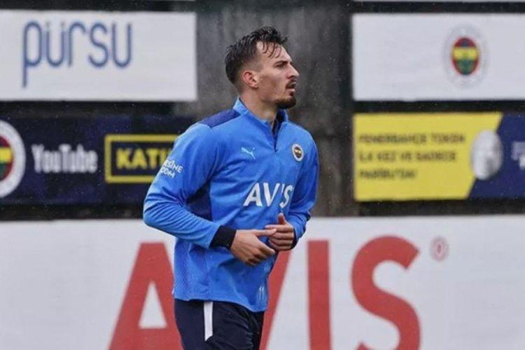 Fenerbahçe'de Berisha sıkı çalışıyor