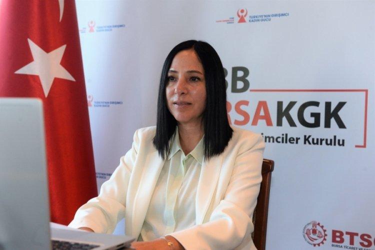 TOBB Bursa Kadın Girişimciler Kurulu'ndan kadın kooperatiflerine eğitim desteği