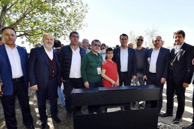 Kusursuz kulak Bager'in yeni piyanosu Mustafa Dündar'dan