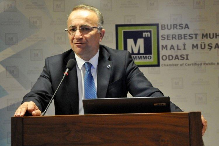 BSMMMO Başkanı Yılmaz: Teklif kesinlikle yasalaşmamalı