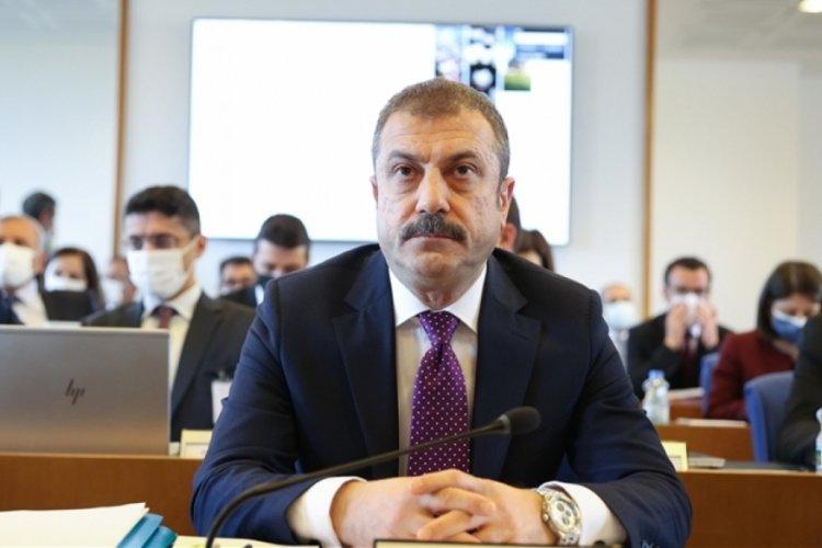 Kavcıoğlu: Bu hafta açıklanacak rezerv rakamımız 123,5 milyar dolar seviyesine yükselmiştir