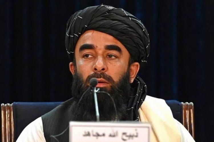 ABD ile yüz yüze görüşen Taliban'dan açıklama geldi