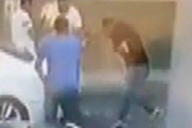 İzmir'de gerçekleşen cinayetin görüntüleri ortaya çıktı