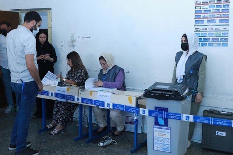 Irak'taki seçim sonuçlarına göre Türkmenler Kerkük'te 2 vekil seçti