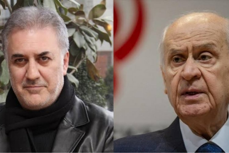 Devlet Bahçeli'den Tamer Karadağlı'ya destek geldi
