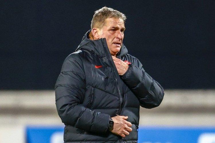 Letonya galibiyeti sonrası Kuntz, hüngür hüngür ağladı