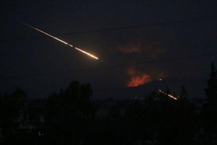 Suriye-Irak sınırında kimliği belirsiz saldırı