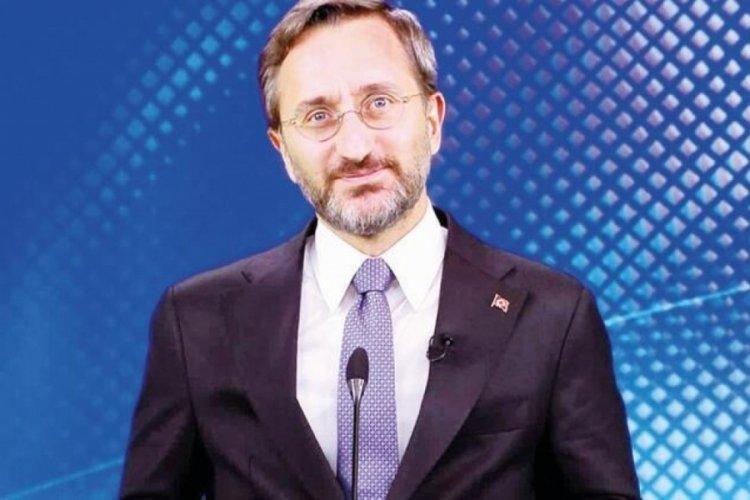 İletişim Başkanı Altun'dan siyasi cinayetler olabileceği iddiasına yanıt: Savcılarla paylaşsınlar!