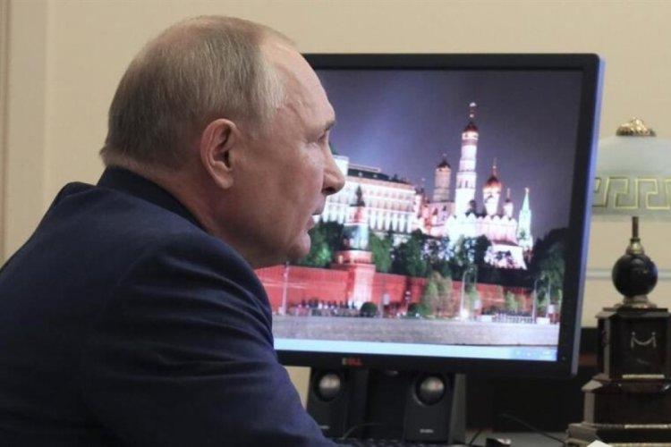 Putin'in öksürüğü endişeye neden oldu: Her gün test yaptırıyorum