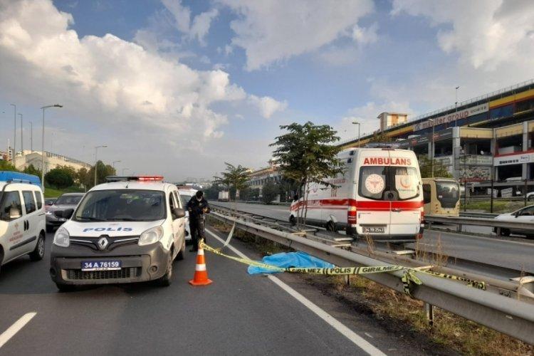 İstanbul Bayrampaşa'da yolcu otobüsü yayaya çarptı: 1 ölü