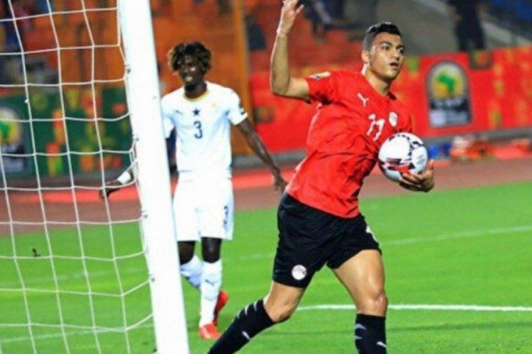 Mostafa Mohamed maça damga vurdu