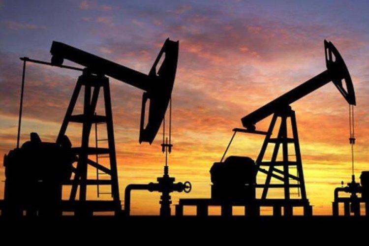 Brent petrolün varil fiyatı 83,50 dolardan işlemde