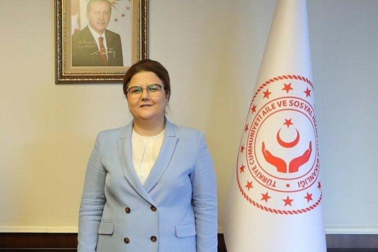 Aile ve Sosyal Hizmetler Bakanı Yanık'tan açıklama