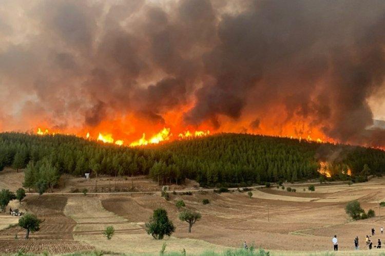 Uzmanlardan iklim senaryolarına uygun 'yangın eylem planı' tavsiyesi