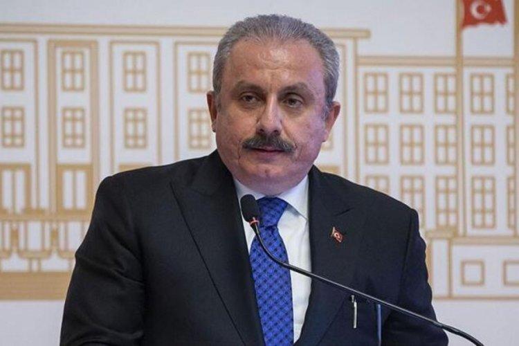 TBMM Başkanı Mustafa Şentop'tan İspanya'ya hem teşekkür hem tebrik mektubu