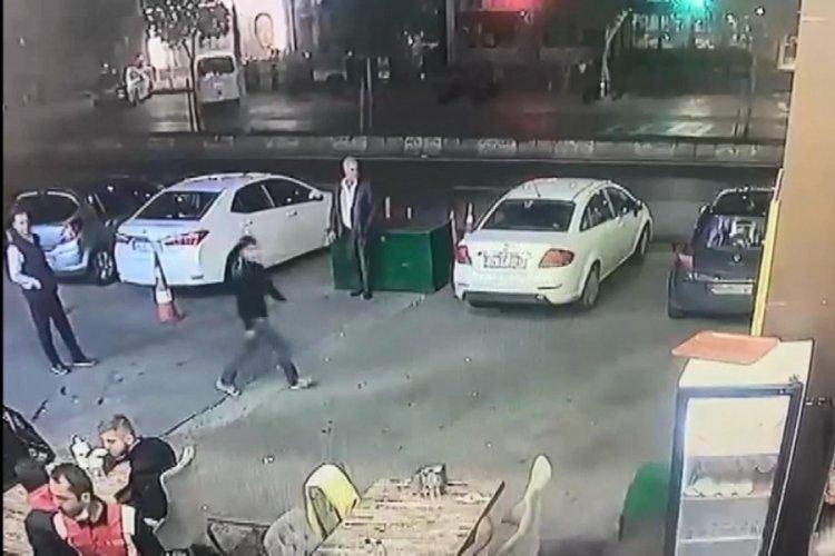 İstanbul Büyükçekmece'de köpeği suratından bıçakladılar