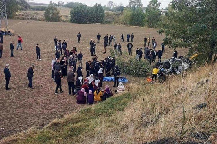 Tekirdağ'da korkunç kaza! 3 kişi hayatını kaybetti
