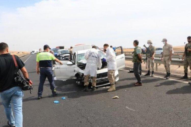 Şanlıurfa'da kanlı kanlı saldırı: Baba öldü, oğlu ağır yaralı