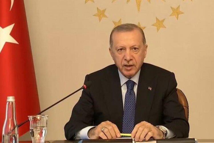 Cumhurbaşkanı Erdoğan: Ülkemiz yeni bir göç yükünü taşıyamaz