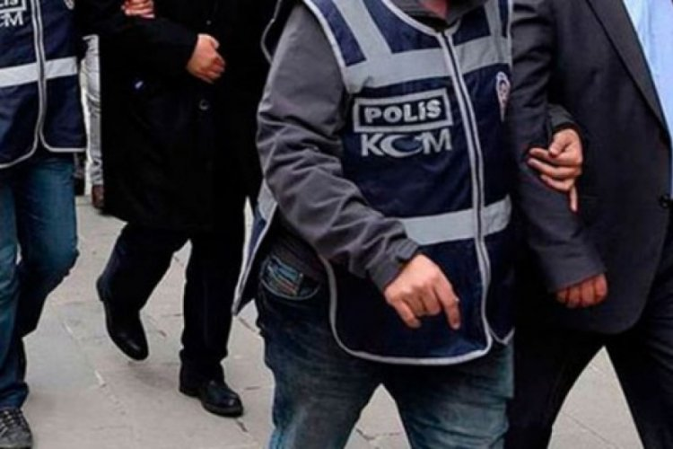 Zonguldak'ta çekirge operasyonu! 63 kişiye gözaltı