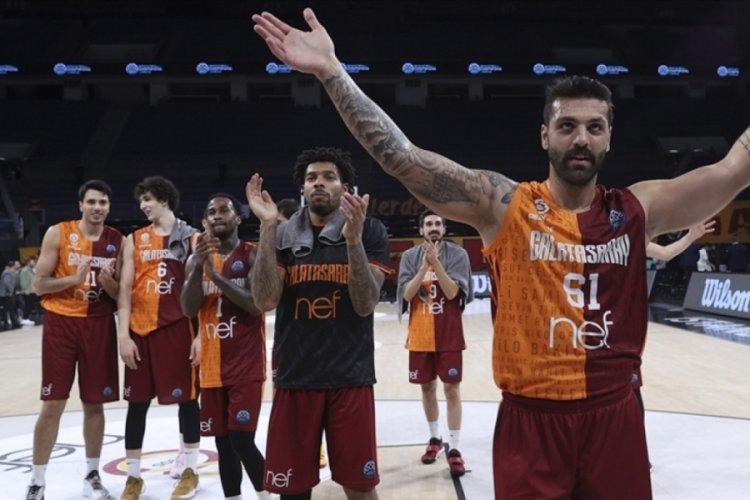 Galatasaray Nef, FIBA Şampiyonlar Ligi'nde yarın Igokea'ya konuk olacak