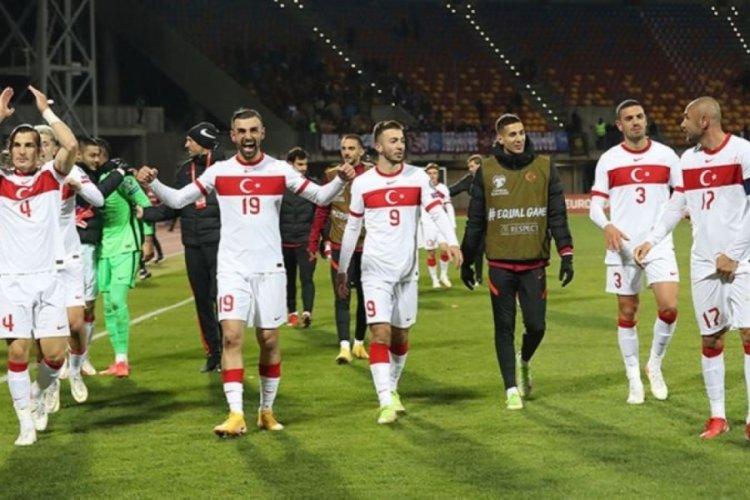 A Milli Futbol Takımı, ülkeye döndü