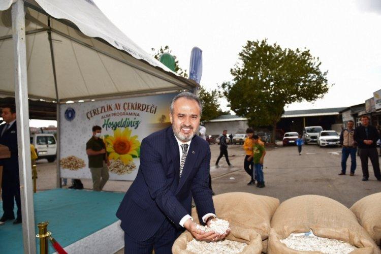 Bursa Büyükşehir Belediyesi'nden kırsal kalkınmaya destek