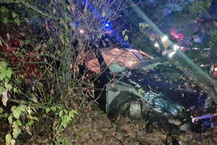 Kırklareli'de feci kaza: Çinli 5 kişiden 1'i öldü, 4'ü yaralandı