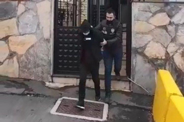 İstanbul'da cezaevinden izinli çıkarak iş yerlerinden hırsızlık yapan kişi yakalandı