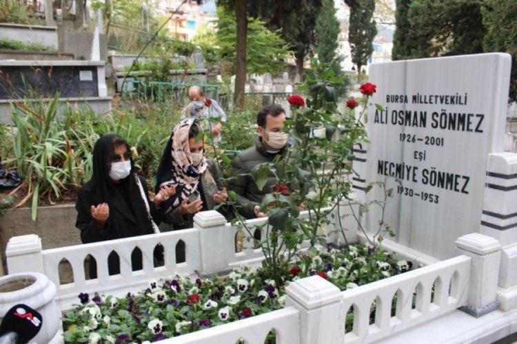 Ali Osman Sönmez, Bursa'da anıldı