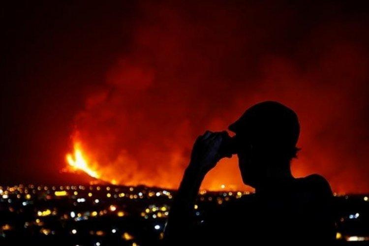 İspanya La Palma'da 700'den fazla kişi için tahliye emri