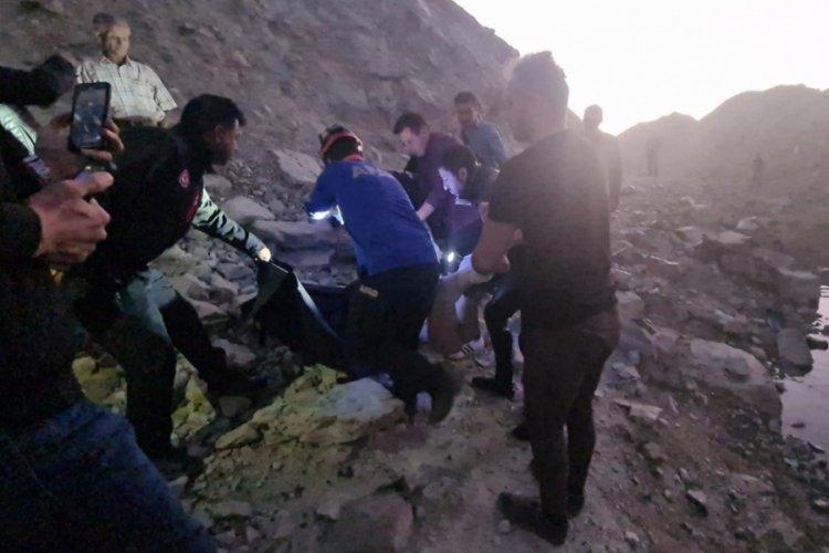 Tunceli'de bir çoban yıkanmak için girdiği su birikintisinde boğuldu