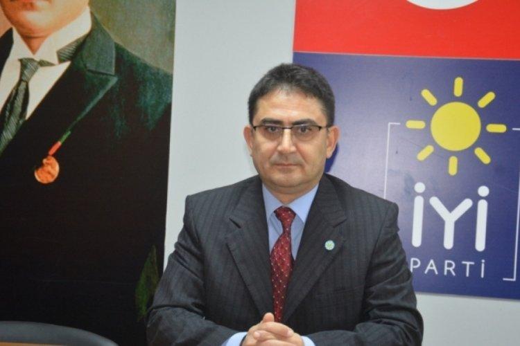 İYİ Parti Gaziantep İl Başkanı istifa etti