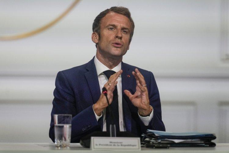 Macron 2030 planını açıkladı: 30 milyar euro'luk yatırım