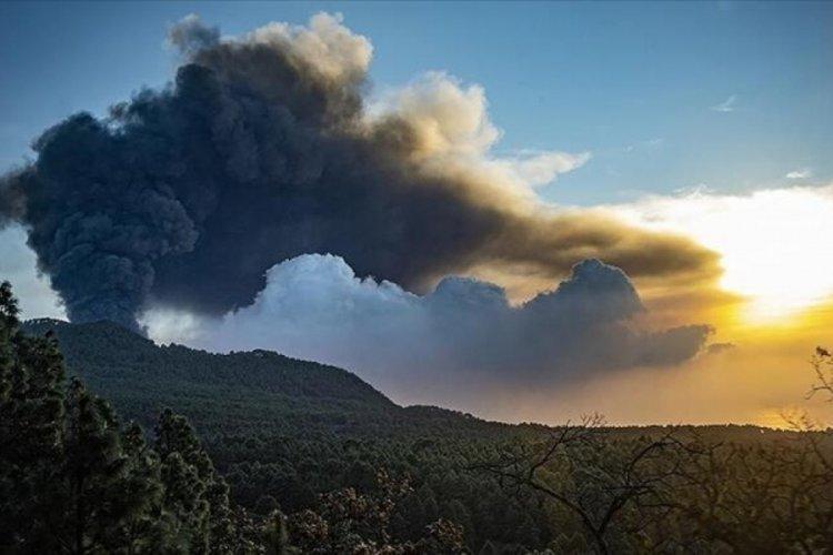 La Palma Adası'nda yanardağ felaketi sürüyor
