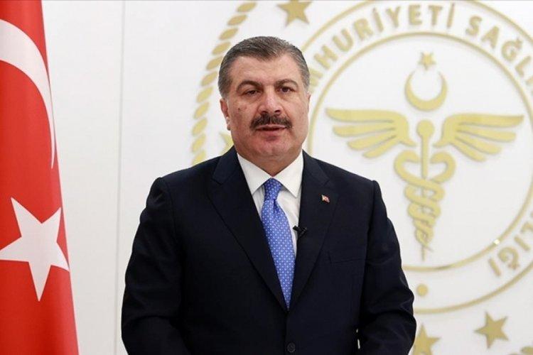 Sağlık Bakanı Koca: Aşı yaptırmamış gençlerin hastalarımız içindeki oranı arttı
