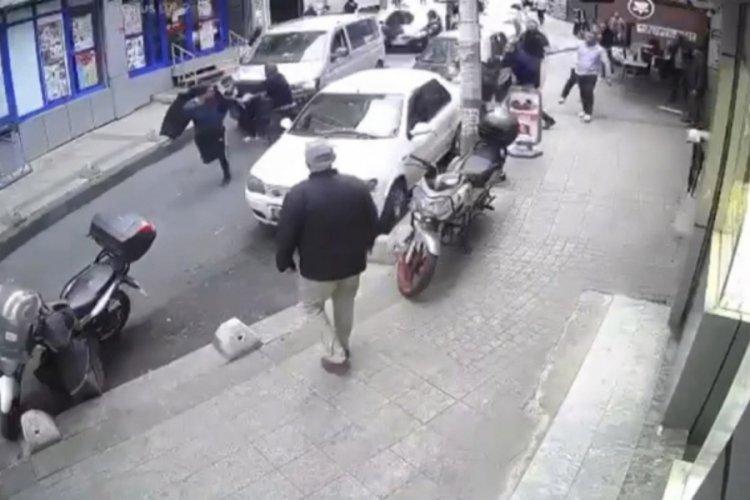 İstanbul'da börekçiye dışarıdan kahvaltılık getirince ortalık savaş alanına döndü