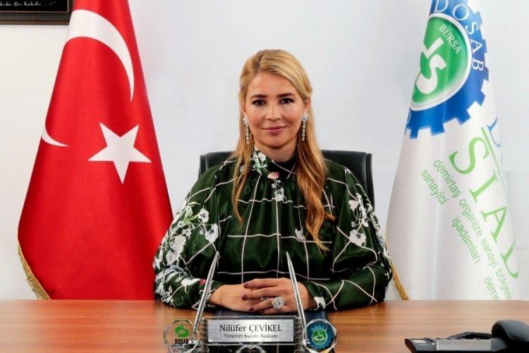 Bursa DOSABSİAD Yönetim Kurulu Başkanı Çevikel'den çevre açıklaması