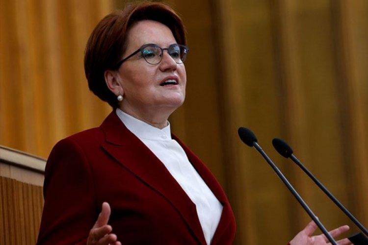 İYİ Parti Genel Başkanı Akşener 'Başbakanlık' demişti, partisinden 'aday gösterebiliriz' çıkışı