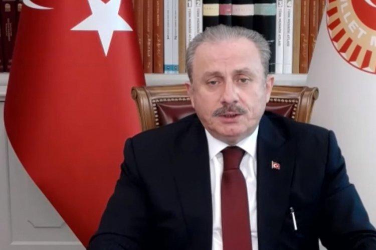 Mustafa Şentop, 'Uluslararası Kutbuddin Şirazi Sempozyumu'na katıldı