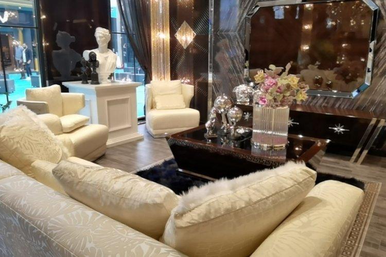 Bursa İnegöl mobilyasına ABD'li firmalardan ilgi