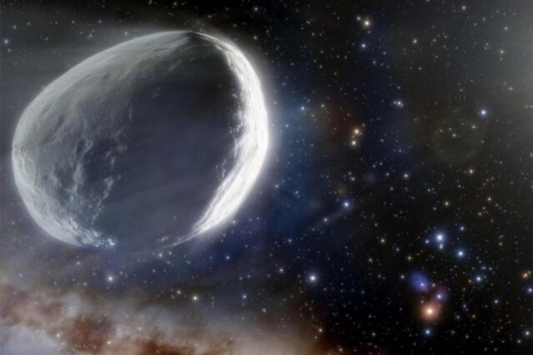 İnsanlık tarihinin en büyük kuyruklu yıldızı bize doğru geliyor