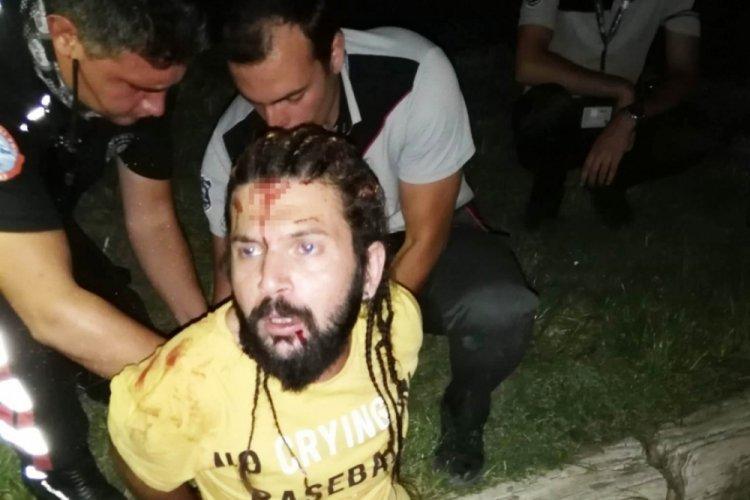 Antalya'da tanığı gülerek dinleyen cinayet sanığına maktulün ailesinden tepki