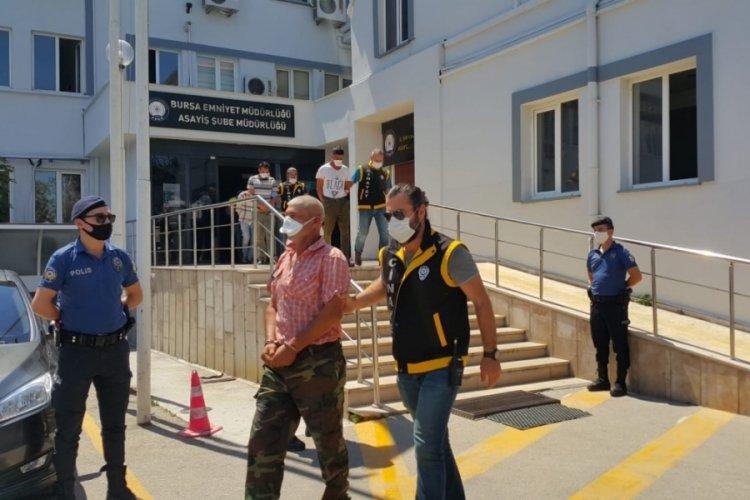 Bursa'da bacanak cinayetinde, baba ve oğlu birbirini suçladı