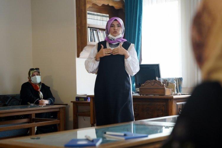 Anne-Çocuk Akademisi Bursa Yıldırım'da başladı