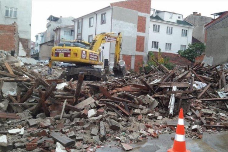 Bursa İnegöl şehir merkezi kamulaştırmalarla nefes alıyor
