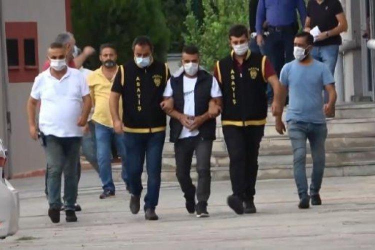 Adana'da ablası ile yeğenlerini rehin alan ve 72 yıl hapisle aranan şahıs yakalandı